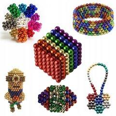 Neocube neokuubik magnetilised pallid magnetpallid, 216 mm 5mm hind ja info | Originaalsed kingiideed | kaup24.ee