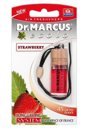 Õhuvärskendaja Dr. Marcus Ecolo Strawberry цена и информация | Auto õhuvärskendajad | kaup24.ee
