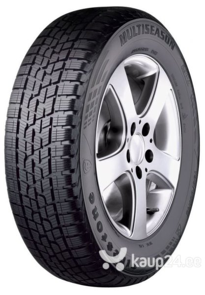 Firestone MultiSeason 155/70R13 75 T цена и информация | Rehvid | kaup24.ee