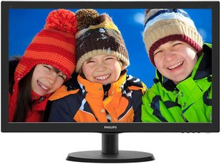 "Monitor Philips 223V5LHSB2 21.5"" цена и информация 