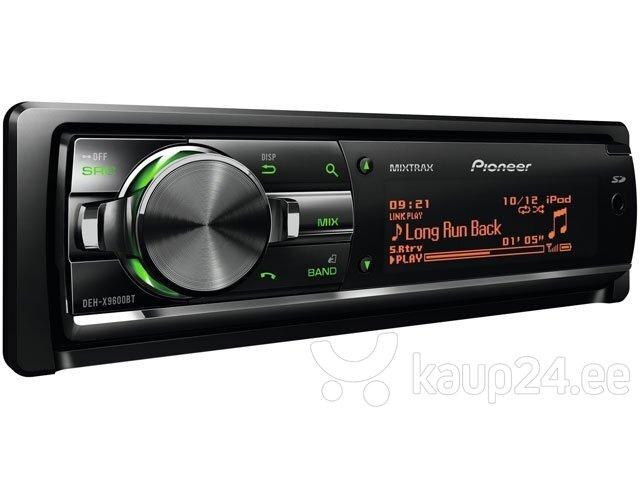 Automakk Pioneer DEH-X9600BT цена и информация | Autoaudio | kaup24.ee