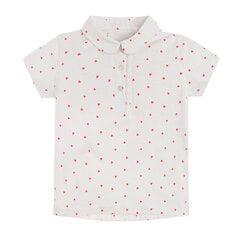 Cool Club lühikeste varrukatega särk, CCG2210716 hind ja info | Tüdrukute särgid | kaup24.ee
