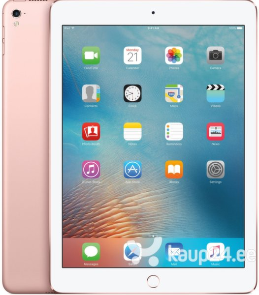 "Apple iPad Pro 9.7"" WiFi+4G (32GB), Roosa, MLYJ2HC/A цена и информация 
