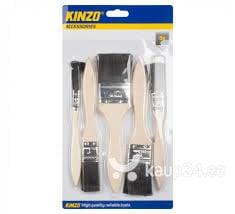 Pintslite komplekt Kinzo цена и информация | Värvimistööriistad | kaup24.ee