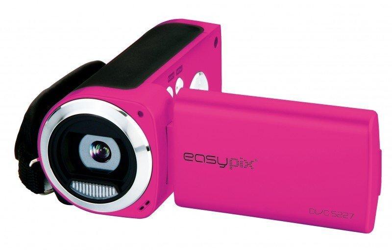 EasyPix DVC5227, roosa цена и информация | Videokaamerad | kaup24.ee