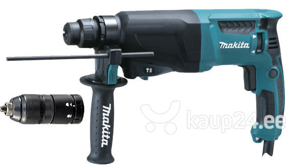 Perforaator Makita HR2630T KPL цена и информация | Lööktrellid | kaup24.ee