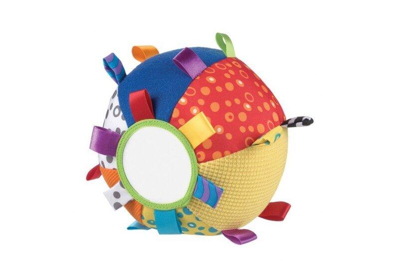 Pehme pall PLAYGRO Loppy Loop цена и информация | Imikute mänguasjad | kaup24.ee