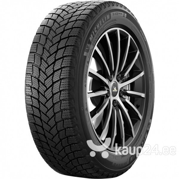Michelin X-ICE SNOW Põhjamaine lamell 215/55R17 98HH