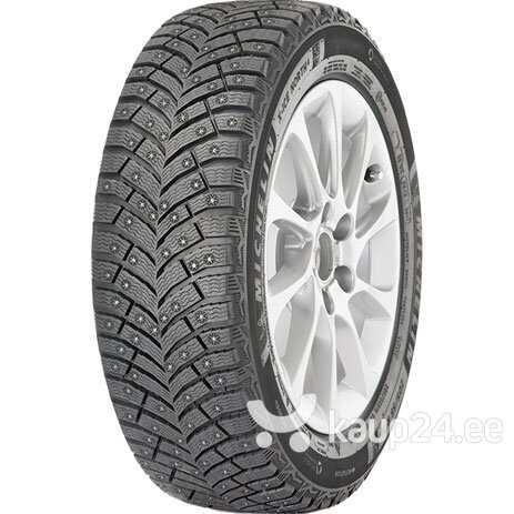 Michelin X-ICE NORTH 4 SUV Naast 255/65R17 114TT