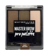 Kulmupalett Master Brow Maybelline, 3.4 g