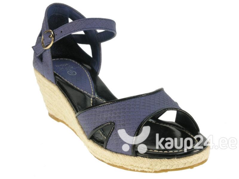 Naiste sandaalid Beppi I, tumesinine цена и информация | Baleriinad, kontsakingad ja sandaalid | kaup24.ee