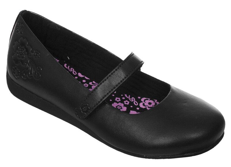 Tüdrukute kingad Trespass Mary-Jane, must цена и информация | Laste jalanõud | kaup24.ee