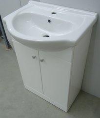 Шкафчик для ванной с раковиной PEARL VA65-1 / P