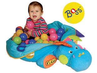 Dinosaurus Boss ja värvilised pallid K´s Kids