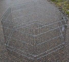 Happy Pet koerte aedik, 63x63 cm x 6 tk