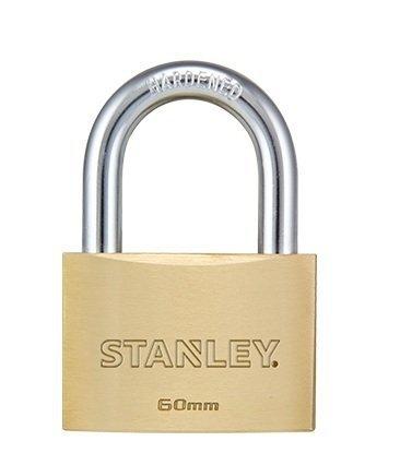 Tabalukk 50mm STANLEY, S742-039, 4 tk hind ja info | Ukselingid, käepidemed | kaup24.ee