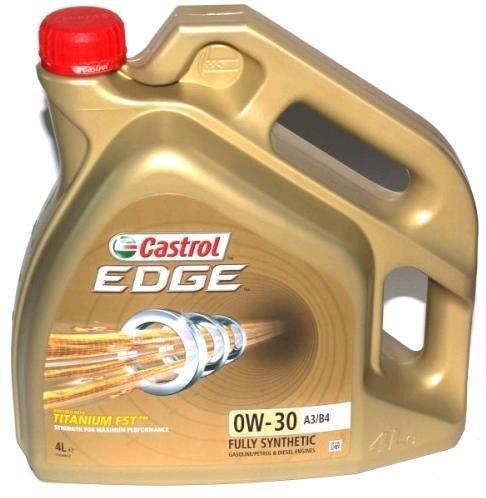 Mootoriõli Castrol Edge Titanium FST 0W-30 A3/B4, 4L