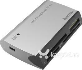 Hama 002001290000 hind ja info | USB jagajad, adapterid | kaup24.ee