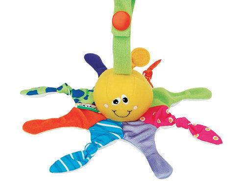 Погремушка K's Kids Осьминог цена и информация | Imikute mänguasjad | kaup24.ee