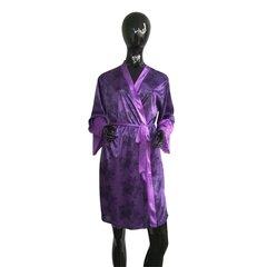 Naiste hommikumantel, lilla hind ja info | Naiste hommikumantlid | kaup24.ee