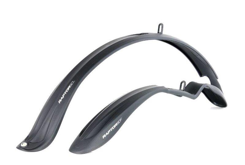 Комплект брызговиков Simpla RaptorSDL black (черные) отзыв