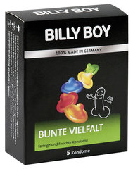 Kondoomid Billy Boy Fun, 5 tk