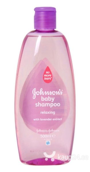 Šampoon Johnson's Baby Lavender, 500 ml цена и информация | Šampoonid | kaup24.ee