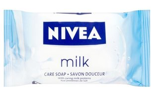 Мыло Nivea Milk 90 г