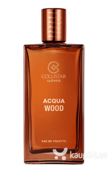 Tualettvesi Collistar Acqua Wood EDT meestele 50 ml