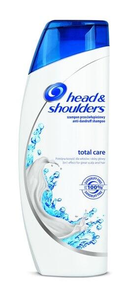 Šampoon Head&Shoulders Total Care 400 ml цена и информация   Šampoonid   kaup24.ee