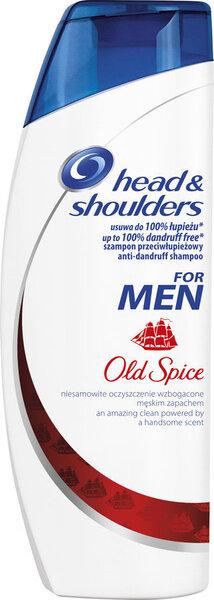 Šampoon Head&Shoulders Old Spice 400 ml