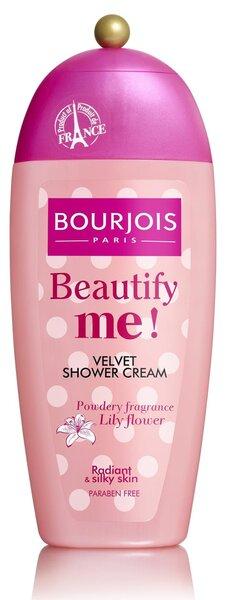 Dušigeel Bourjois Beautify Me! 250 ml hind ja info | Dušigeelid, seebid | kaup24.ee