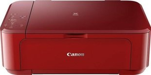 Multifunktsionaalne värvi-tindiprinter Canon Pixma MG3650, punane