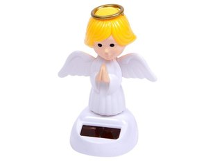 Päikeseenergia abil tantsiv ingel