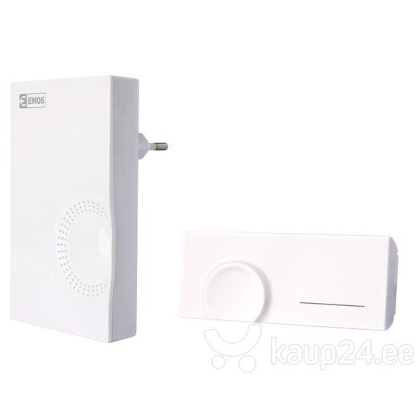 Juhtmevaba uksekell EMOS P5716 цена и информация | Uksekellad | kaup24.ee