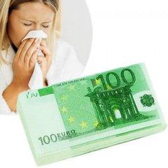 Taskurätikud 100 eurot