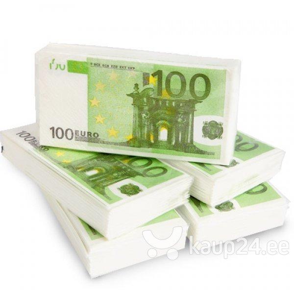 Salvrätikud 100 eurot цена и информация | Muud originaalsed kingiideed | kaup24.ee