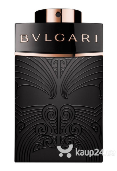 Parfüümvesi Bvlgari Man in Black All Black Edition EDP meestele 100 ml цена и информация | Meeste lõhnad | kaup24.ee