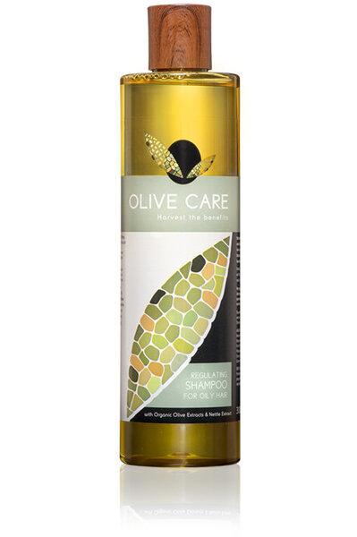 Šampoon rasustele juustele Olive Care, 300 ml