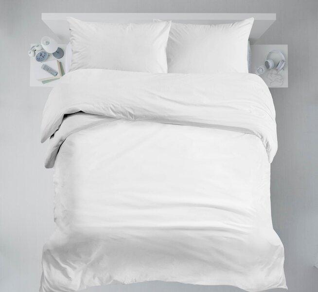 Satiinist voodipesukomplekt 4-osaline