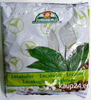 Kergkruus Greenworld 5 l