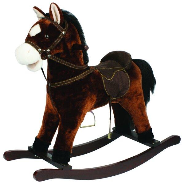 Kiikhobune Gerardo's toys Little Roker 36693 цена и информация | Arendavad mänguasjad 3+ | kaup24.ee