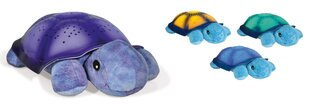 Valgus projektor Cloud B Twilight Turtle™, lilla 36571