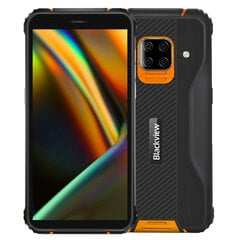 Blackview BV5100 4/128GB, Orange hind ja info | Blackview BV5100 4/128GB, Orange | kaup24.ee