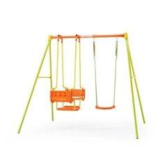Kiik Kettler Swing 3, kahekohaline hind ja info | Kiiged, liumäed, liivakastid | kaup24.ee