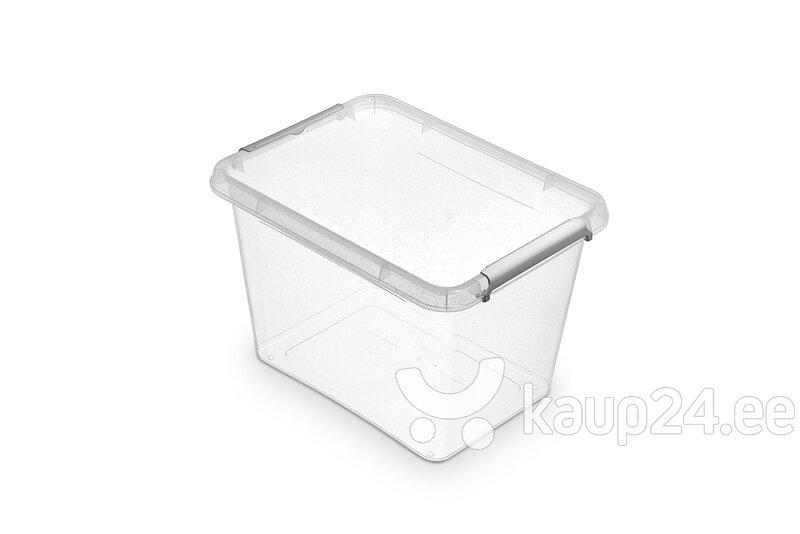Hoiukast Orplast NANOBOX, 19 L цена и информация | Hoiukastid ja pesukorvid | kaup24.ee