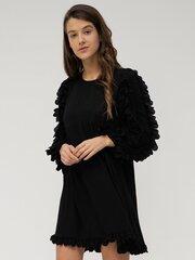 Naiste kleit Vero Moda, must hind ja info | Kleidid | kaup24.ee