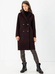 Naiste mantel In Avanti, pruun hind ja info | Naiste mantlid | kaup24.ee