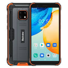 Blackview BV4900 Pro 4/64GB, Orange hind ja info | Blackview BV4900 Pro 4/64GB, Orange | kaup24.ee