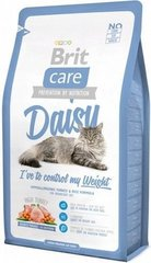 Kuivtoit kassidele Brit Care Cat Daisy Weight Control 2 kg